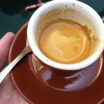 """A shot of """"Faux Pas"""" espresso"""