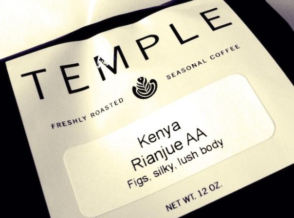 Temple Kenya Rianjue AA