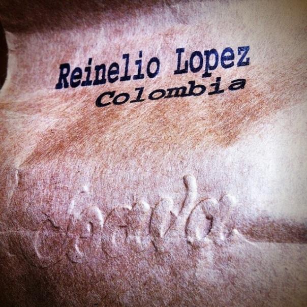 Coava & Reinelio Lopez's Colombia El Jardin